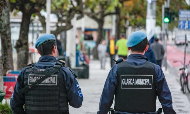 Guarda Municipal registra redução no número de ocorrências e aumento nas prisões no semestre