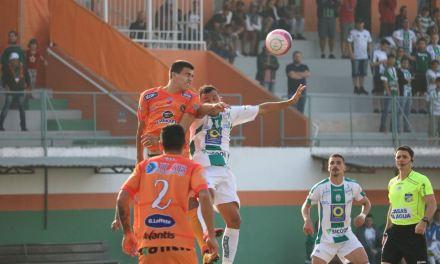 Cambura empata com o Metropolitano por 1 a 1