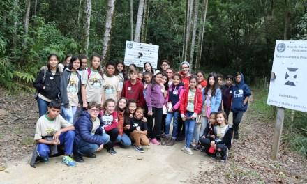 Agentes do Programa Tatu visitam a Cachoeira Seca