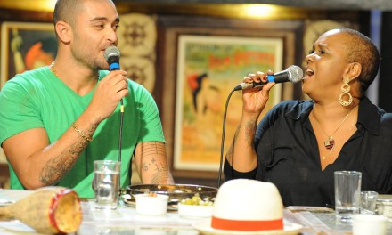 Shows de Diogo Nogueira e Sandra de Sá serão na Beira-Rio durante o Festival de Música