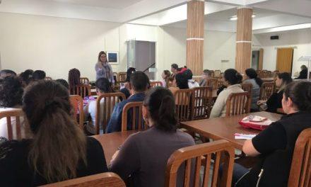 Inicia curso de Camareira do Programa Itapema de Oportunidades