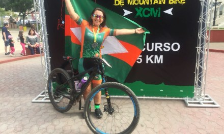 Ciclista de Camboriú conquista a 4ª colocação do Campeonato Brasileiro
