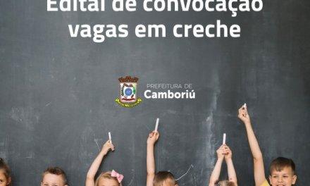 Novas vagas são abertas para CEIs em Camboriú