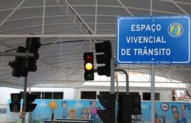 Reinauguração do Espaço Vivencial de Trânsito será nesta sexta-feira