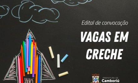 Secretaria de Educação abre 12 novas vagas para CEIs em Camboriú