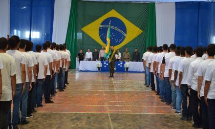 Cerimônia de Juramento à Bandeira será dia 10 em Camboriú