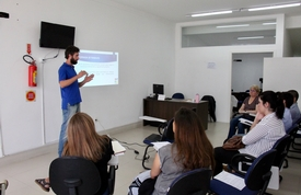 Servidores municipais participam de palestra do Programa de Integração
