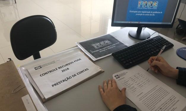 Escolas municipais de Camboriú estão em dia com a prestação de contas do PDDE