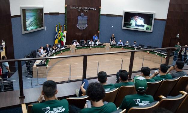 Comissão defenderá a não privatização do Porto de Itajaí