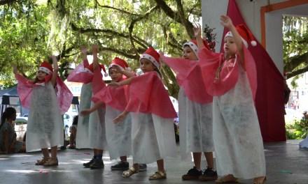 Secretaria de Educação de Camboriú promove Arte e Quermesse na Praça das Figueiras