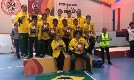 Colégio Recriarte consagra-se campeão dos Jogos Sul-Americanos Escolares