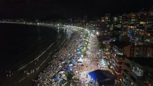 Réveillon Itapema 2019 é sucesso de público