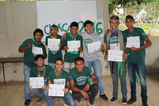 Green Group - CHACA 2016