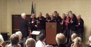 Welcome Banquet: Tacoma Chorus