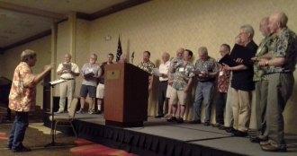 Welcome Banquet: Everett Chorus