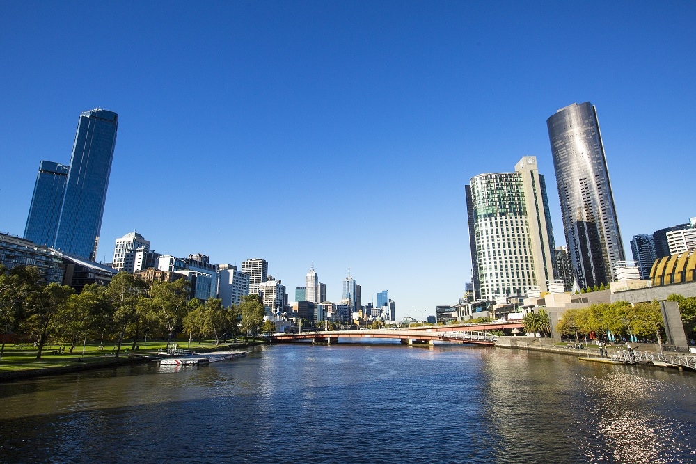 Crown Towers on Southbank