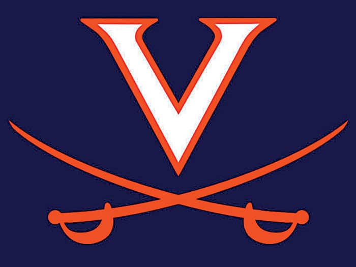 Hunter scores 20, No. 4 Virginia beats Coppin State 97-40