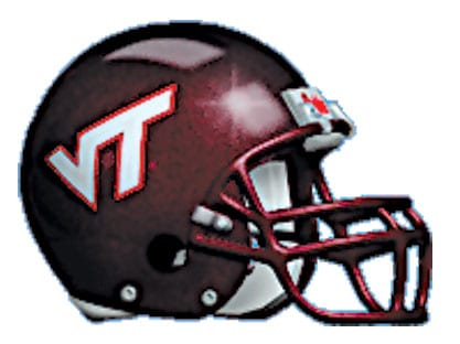 Jackson, Peoples lead No. 13 Hokies past ODU, 38-0