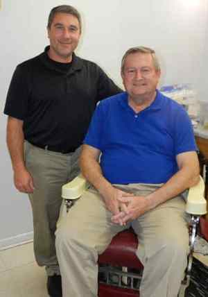 Retiring barber, Swecker says he'll miss people most