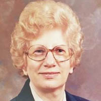 Obituary for Alma Odell Byrd