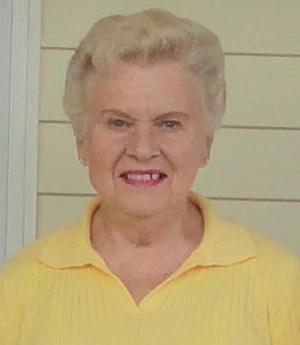 Obituary for Doris Trail Fagg
