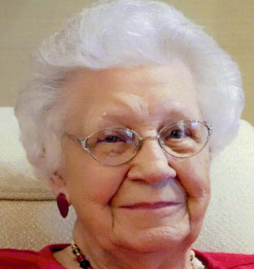 Obituary for Emma M. Gunn Cauthen