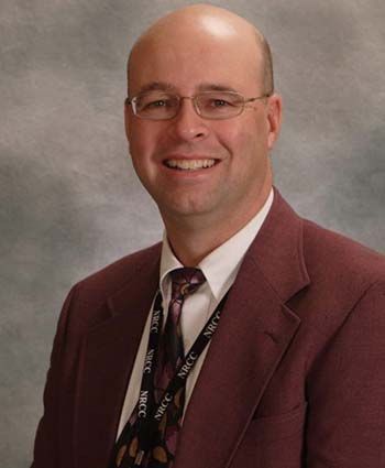 NRCC welcomes Anderson as new vice president for instruction and student services
