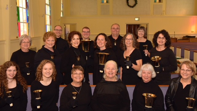 Handbell concert at Memorial Baptist Church