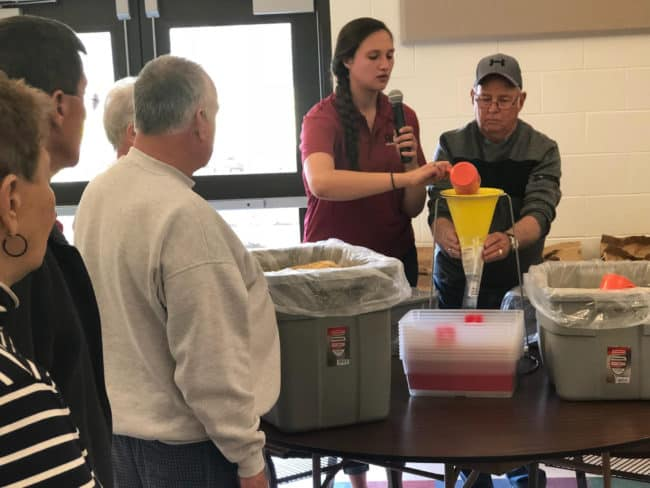 10,000 Meals: Dublin UMC group holds meal packaging event