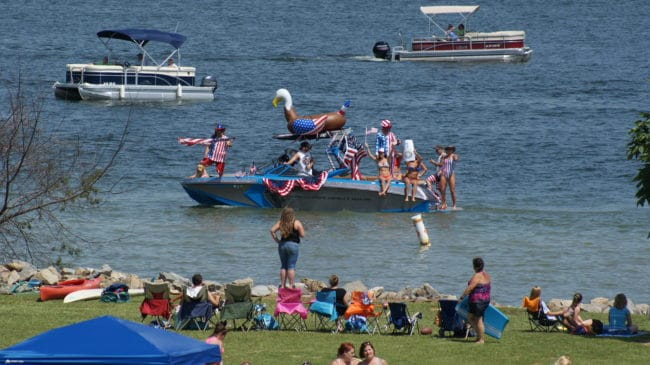 Alert!  This Year's Claytor Lake Festival Cancelled