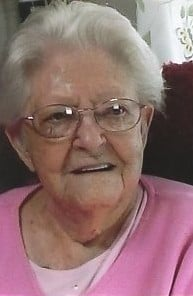 Obituary for Florence B. Cain Lambert