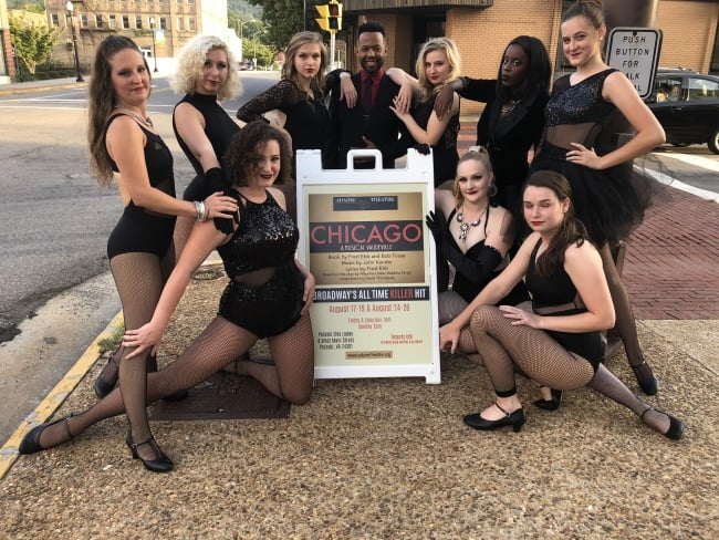 Successful opening weekend for Adaire Theatre's 'Chicago'