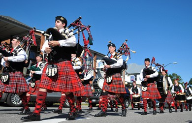 22nd Highlanders Festival: Radford Visitor's Center invites you to  celebrate the region's Scots-Irish heritage in Radford