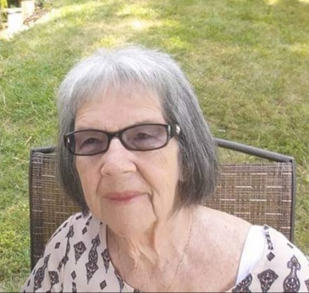 Obituary for Virginia Lorraine Deck White