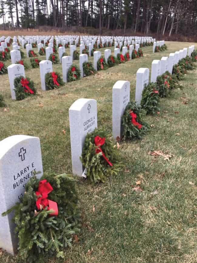 Wreath laying ceremony at SW Va. Veterans Cemetery set for Dec. 8