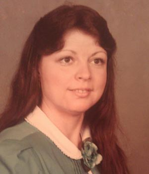 Obituary for Wanda Lou Newman Blevins