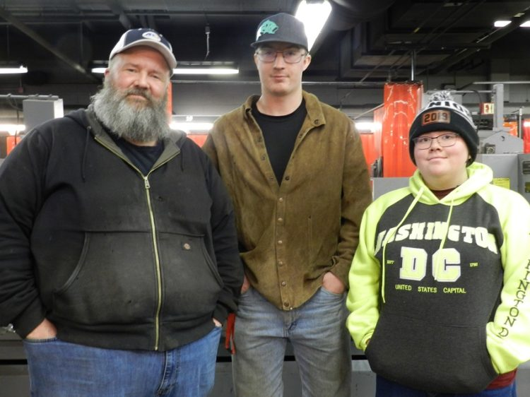 Skills USA Sponsors Welding Competition at PCHS