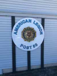 American Legion Post 58 holds open house at new Dublin post home