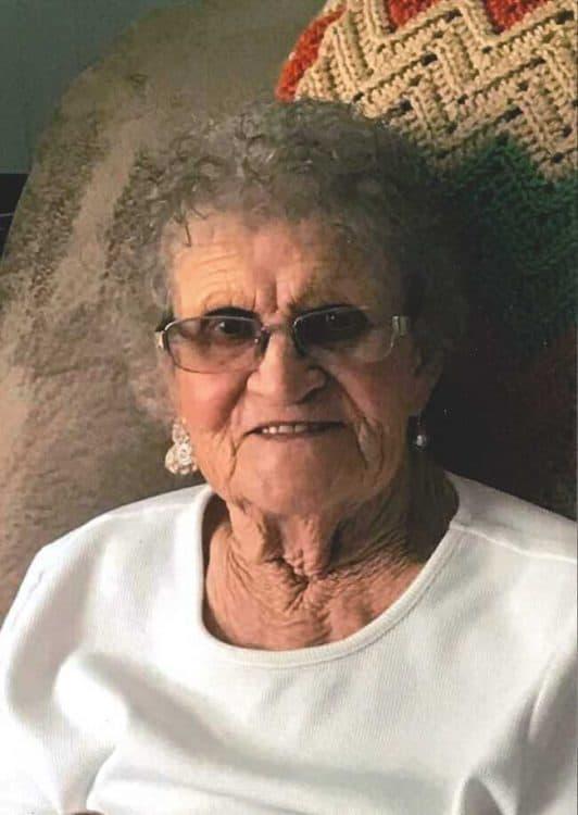 Obituary for Vertis Opal Ford Olayvar