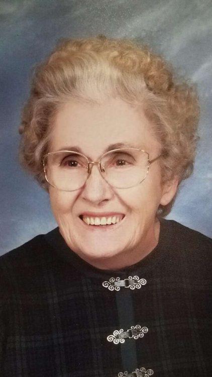 Obituary for Lois Kincer Pennington