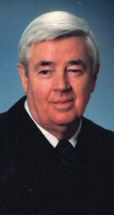 Obituary for Rev. Weston Brown Guthrie