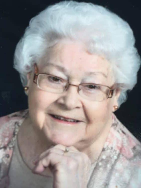 Obituary for Ruth Virginia Hurley Howe