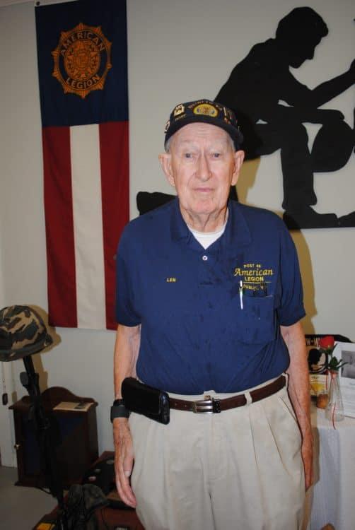 Meet This Week's Patriot: Len Smith