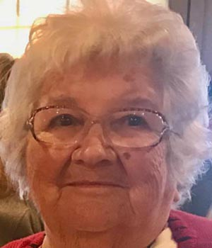 Obituary for Nellie Mae Morris