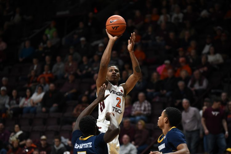 Alleyne's career game carries Virginia Tech over Chattanooga