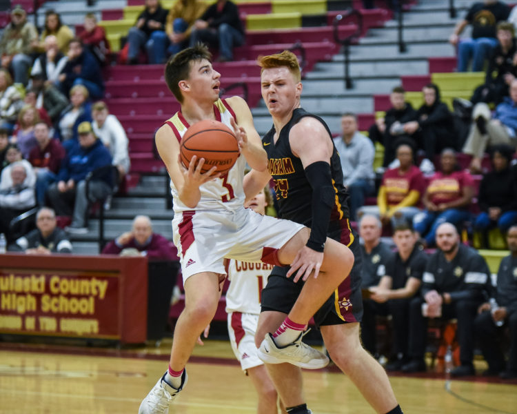 Cougars didn't quit playing – win on shot at the buzzer