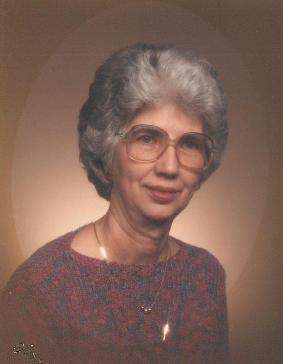 Obituary for Eunice Mae Shelburne Covey