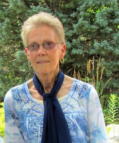 Obituary for Betty Mae Gleason Baker