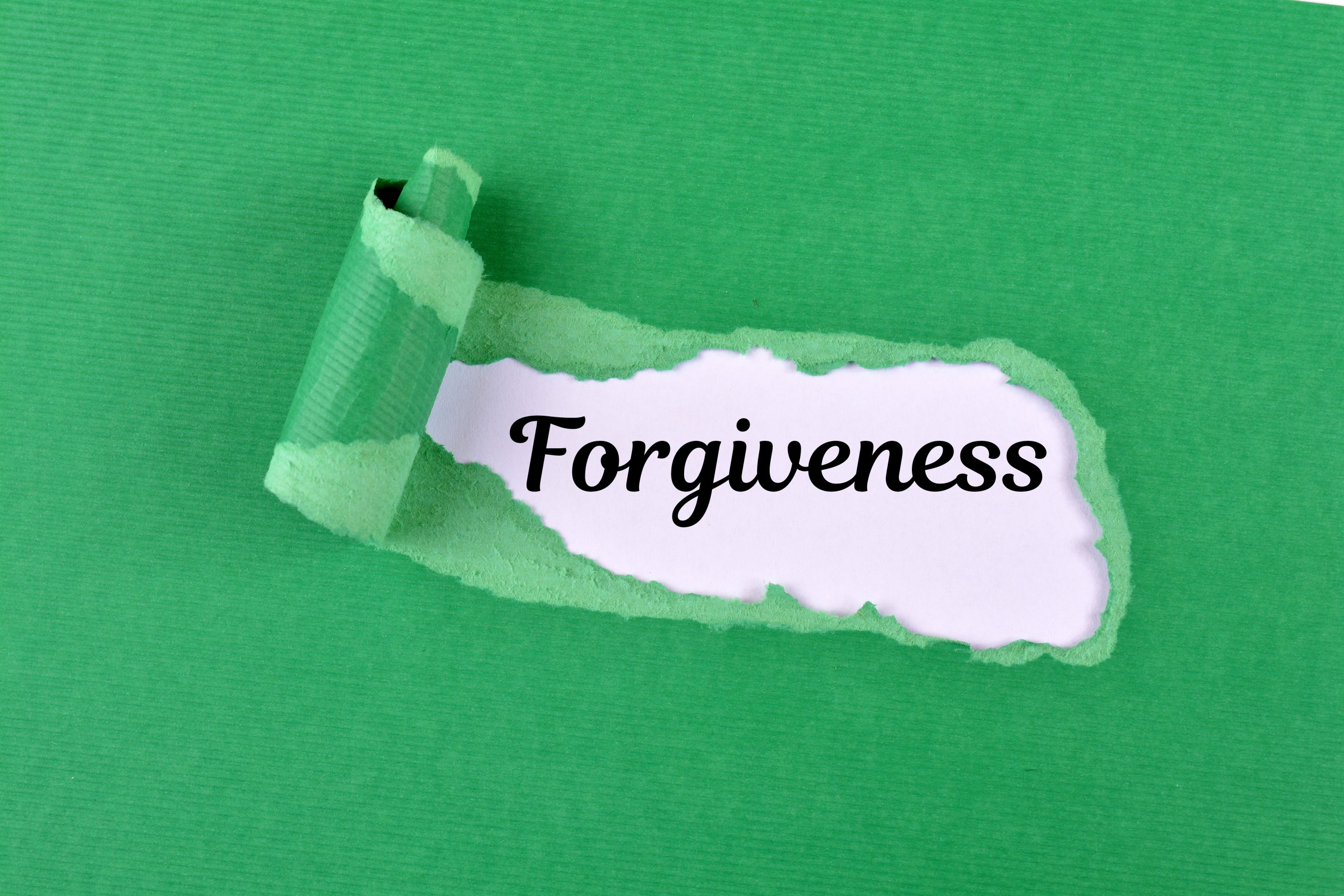 From the Writings of Billy Graham: Forgiveness one of the most beautiful words in the human vocabulary