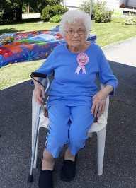 Ophelia Smith and Friends Celebrate 100-year milestone